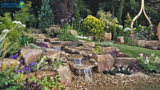 JMDL Explains How a Water Feature Can Transform Your Landscaping