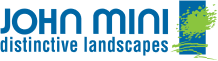 John Mini Distinctive Landscapes logo