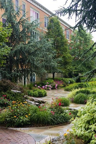 Jersey Courtyard