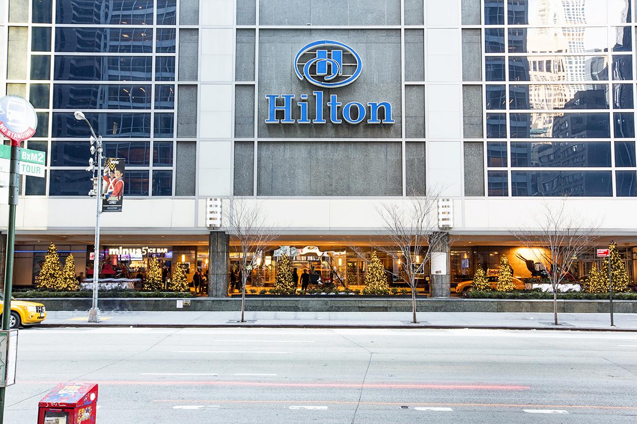 Hilton Sleigh 3