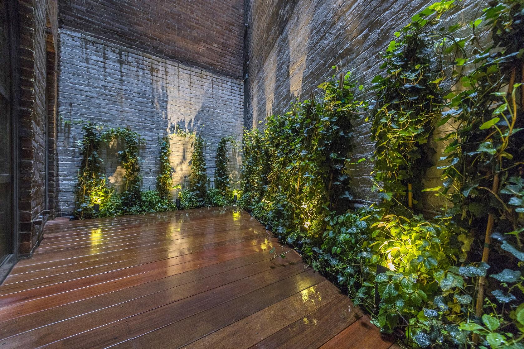 Horticultural Hideaway