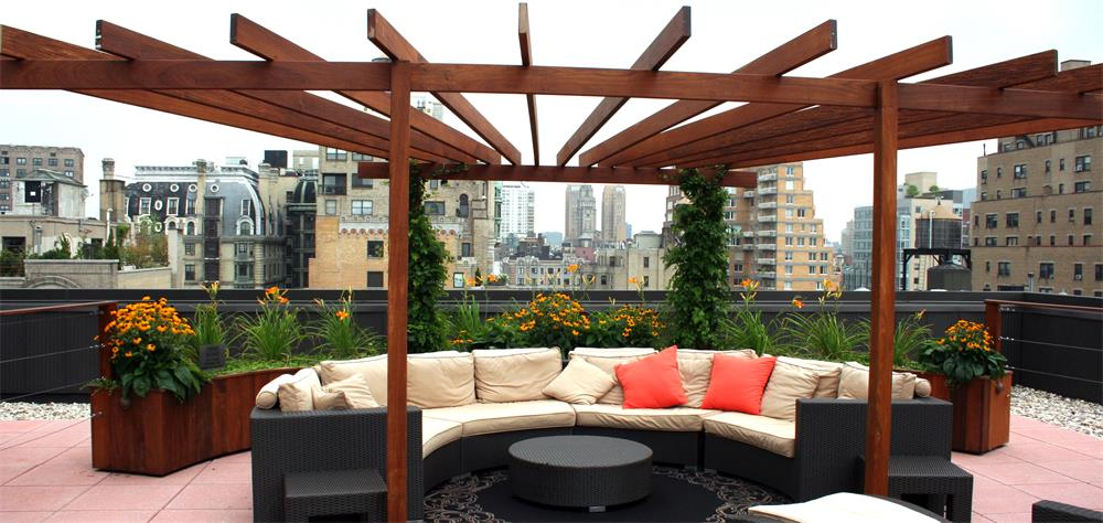 Upper West Side Rooftop